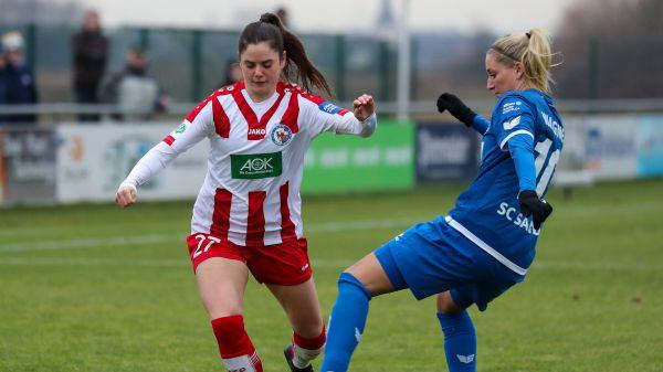 Nach Viktoria Schwalm konnte auch der Vertrag mit der Österreichischen Nationalspielerin Sarah Zzadrazil um weitere 2 Jahre verlängert werden. © Jan Kuppert
