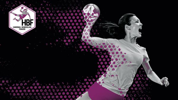 In der Handball Bundesliga der Frauen wird hart um die ersten Plätze gekämpft. © HBF