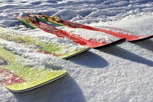 Die deutschen Skispringerinnen müssen in Japan ran. © privat