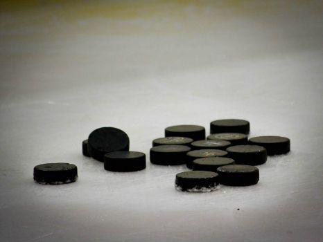 Spieltag in der Eishockey Bundesliga der Frauen. © privat