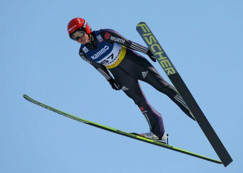Carina Vogt hat einen Weltcup zur Olympiavorbereitung ausgelassen. Diesmal ist sie dabei. © FIS