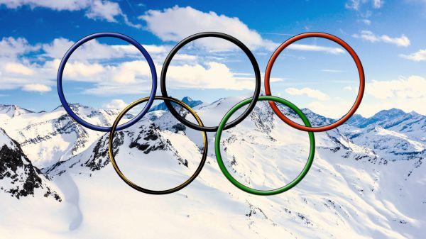 Die Olympischen Winterspiele bieten zwei Wochen Sportprogramm der Extraklasse. © privat