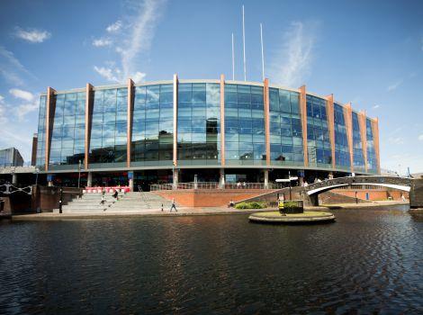Die Leichtathletik-Arena in Birmingham. © Bs0u10e01 - Eigenes Werk, CC-BY-SA 4.0