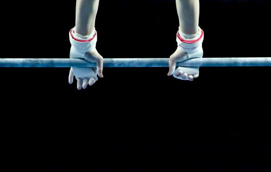 Elisabeth Seitz wurde im Dezember am Fuß operiert und stieg im Januar ins Training ein. © privat