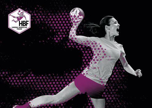 Die vorderen Plätze der Handball Bundesliga sind auch am Ende der Saison noch nicht alle vergeben. © HBF