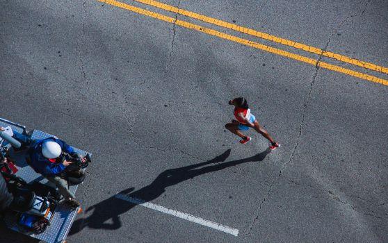 Die Marathonläufer gehen bei der EM 2018 in Berlin am 12. August auf die Strecke. © privat