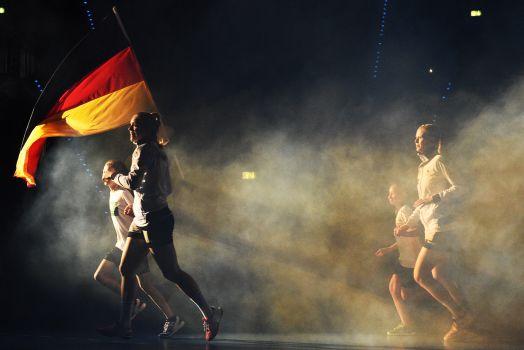 Deutschland ist für die Europameisterschaft in Frankreich qualifiziert. © DHB