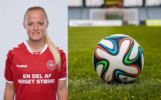 Karoline Smidt Nielsen kommt vom dänischen Club Fortuna Hjørring. © Turbine Potsdam