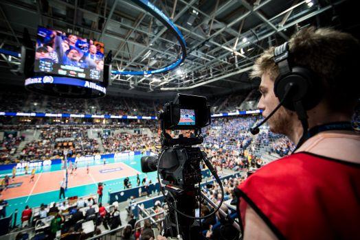 Die Sendetermine der SPORT1-Free-TV-Übertragungen stehen fest – hier beim Pokalfinale 2018. © Nils Wüchner