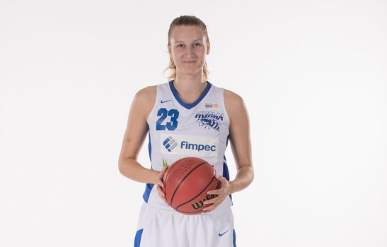 Die 20-jährige Heta Äijänen aus Finland komplettiert den Angels-Kader 2018/19. © Ville Vuorinen