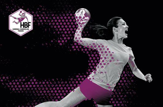 Die Handball Bundesliga der Frauen ist mit spannenden Spielen in die Saison 2018/19 gestartet. © HBF