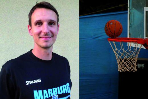 Patrick Unger vom BC Marburg übernimmt den Trainerposten in der Basketball Nationalmannschaft. © Marcus Richter