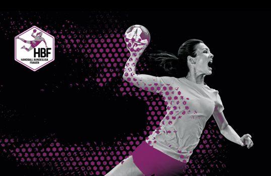 In der Handball Bundesliga Frauen wird diese Woche auch am Mittwoch gespielt. © HBF
