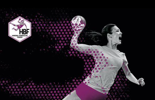 Trotz internationalen Spielen ruhte die Handball Bundesliga nicht. © HBF
