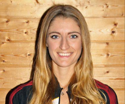 Camilla Pfeffer ist die neue Trainerin der RSG-Nationalmannschaft. © DTB/STB