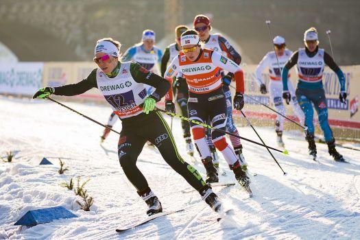 Sandra Ringwald (hier beim Weltcup in Dresden) freut sich auf die Stimmung in Schweden. © Steffen Prößdorf, CC BY-SA 4.0, https://commons.wikimedia.org/w/index.php?curid=65872546