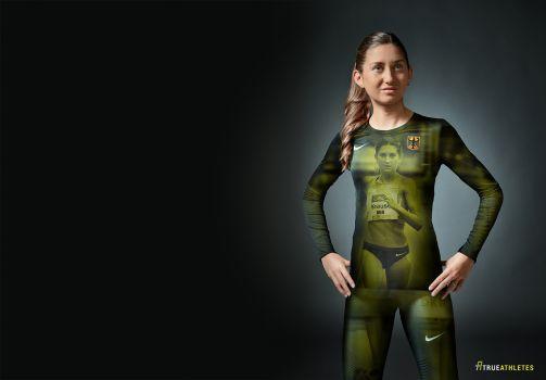 Laufwunder Gesa Krause mit Weltrekord in Berlin. #TrueAthletes © Stefan Freund / Dirk Gantenberg, Deutsche Leichtathletik Marketing GmbH