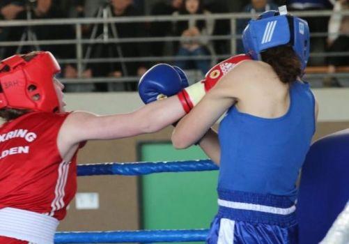Vanessa Schmitz ist Hobbyboxerin und hat ihre Leidenschaft in dem Sport gefunden. © fan von Dir