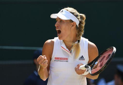 Angelique Kerber tritt beim WTA-Turnier in China an. © Porsche AG