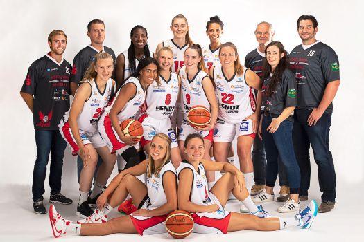 Die Angels aus Nördlingen starten mit einem Turniersieg in die neue Saison. © Finck-Medien