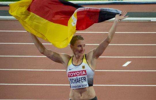 Vize-Weltmeisterin Carolin Schäfer kann nicht an der WM teilnehmen. © Michael Reilly/ www.flickr.com/photos/mreillyphoto/36488801055/, CC BY 2.0