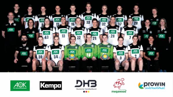 Die DHB-Damen starten in die Qualifikation zur Europameisterschaft. © Marco Wolf/DHB