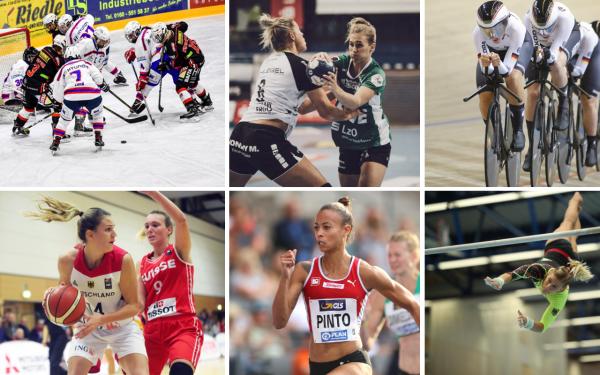 Sportfrauen berichtet gibt den Athletinnen der Nation eine Stimme. © Sportfrauen