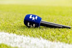 Eurosport überträgt die EM-Quali im Frauenfußball live. © Eurosport/Nadine Rupp