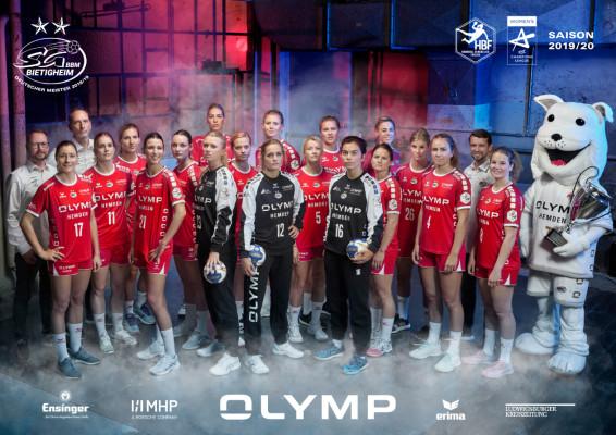 Die SG BBM Bietigheim trifft in der Championsleague auf den russischen Meister. © SG BBM