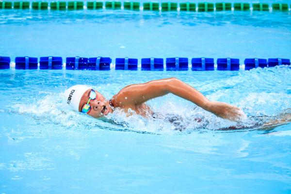 Bei der Kurzbahn-EM in Glasgow 2019 treten 21 Schwimmerinnen an. © Jim De Ramos/Pexels