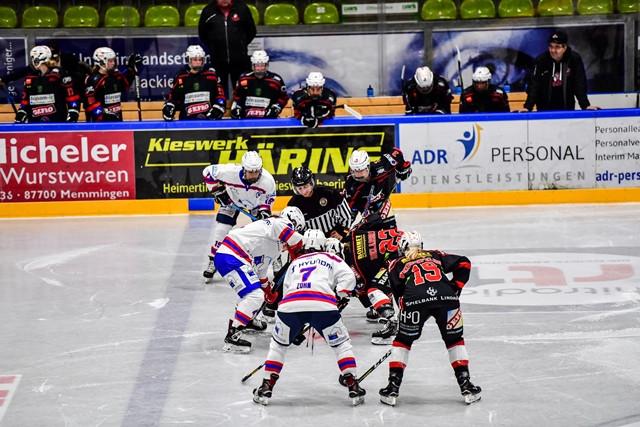 Das Spiel des ERC Ingolstadt gegen den ECDC Memmingen kommt live im Internet. © ECDC Memmingen