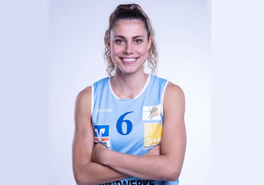 Theresa Simon war für Marburg in Ostrava erfolgreichste Punktesammlerin. © Laackman/PSL