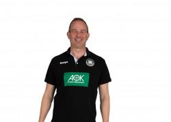 Bundestrainer Henk Groener verlängert kurz vor dem WM-Start bis Ende 2021. © Sascha Klahn/DHB