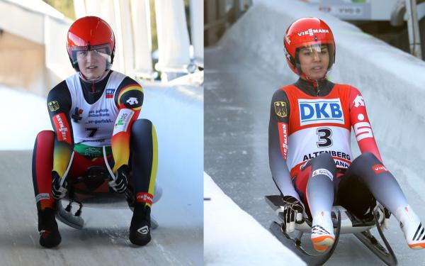 Merle Fräbel und Julia Degenhardt haben bei den Olympischen Jugendspielen abgeräumt. © Wikimedia Commons Sandro Halank, CC BY-SA 3.0/CC BY-SA 4.0 (Archiv)