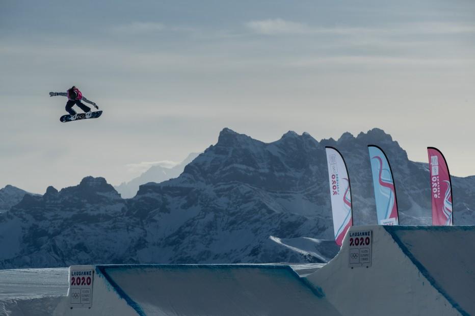 Zum Abschluss der Winterspiele holt Annika Morgan noch Silber. © DOSB
