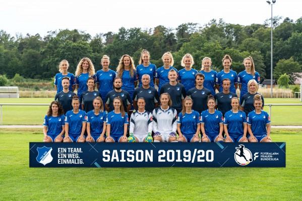 Die TSG Hoffenheim spielt in dieser Saison um die Meisterschaft mit. © TSG Hoffenheim