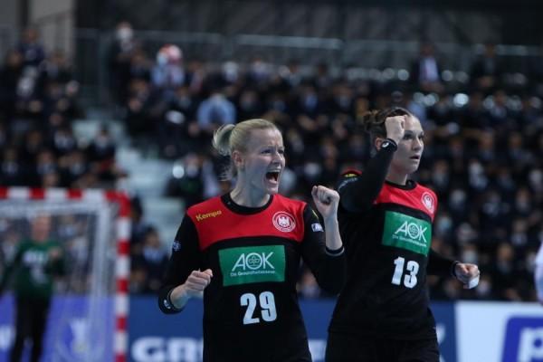 Grund zu jubeln: Die Handball WM 2025 findet in Deutschland statt. © IHF