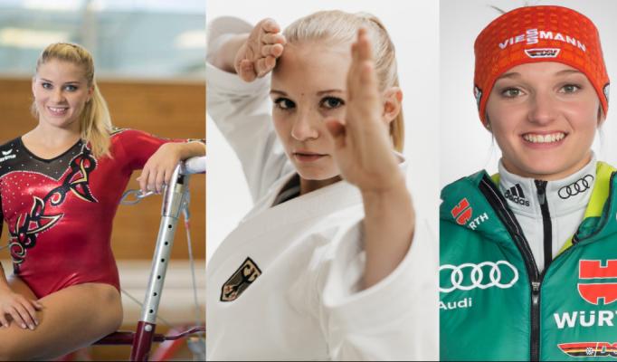 Die deutschen Sportlerinnen reagieren verständnisvoll auf die Corona-Absagen. © DTB/Robin Winters/DSV