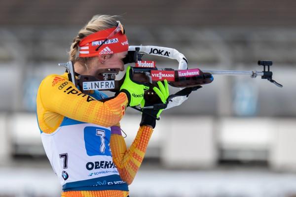 Denise Herrmann hat in der Biathlon-Saison 2019/20 richtig abgeräumt. © Steffen Prößdorf, CC BY-SA 4.0, https://commons.wikimedia.org/w/index.php?curid=86184366