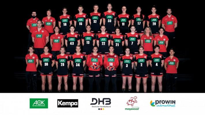 Die DHB-Frauen sind für die Handball EM im Dezember 2020 qualifiziert. © DHB/Sascha Klahn