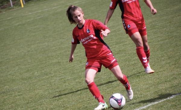 Marie Philipzen will ihren Traum von der Bundesliga wahrmachen. © privat