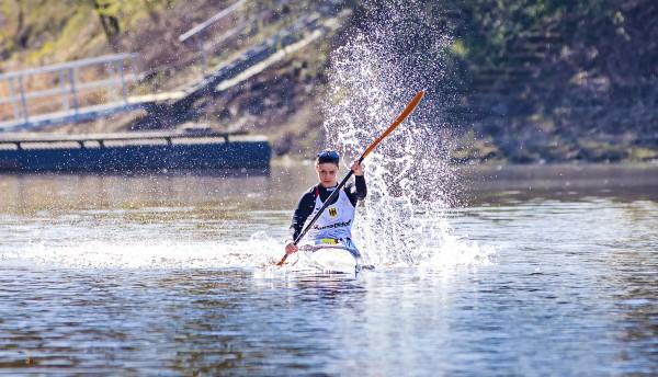 Steffi Kriegerstein möchte bei den Olympischen Spielen in Tokio 2021 teilnehmen. © Art-n-Photo