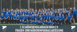 Seit zwölf Jahren wird im Verein der Frauen- und Mädchenfußball aufgebaut. © Johanna Dahlmanns