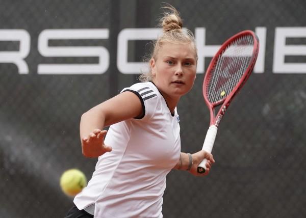 Nastasja Schunk steht mit 16 Jahren im Halbfinale der German Ladies' Series. © Herbert Krämer