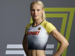 #TrueAthletes-Sprinterin Lisa Mayer erwartet gute Leistungen bei den Deutschen Meisterschaften. © Stefan Freund/DLV