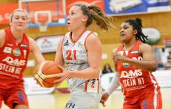 Svenja Brunckhorst unterstützt den TSV Wasserburg noch bis Ende des Jahres. © Gabi Hörndl