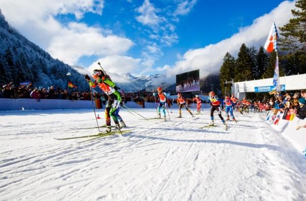 2021 finden kein Biathlon Weltcup in Ruhpoldung statt. © Ruhpolding Tourismus GmbH