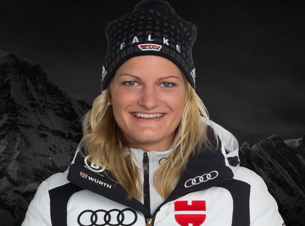 Marlene Schmotz kehrt in den alpinen Weltcup zurück. © DSV