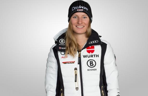 Lena Dürr und sechs weitere Fahrerinnen starten beim Weltcup in Lürs. © DSV