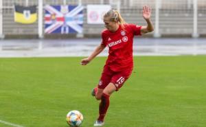 Carina Wenninger und der FC Bayern durften jubeln (Archilvbild 2019). © Steffen Prößdorf, CC BY-SA 4.0, https://commons.wikimedia.org/w/index.php?curid=92815623
